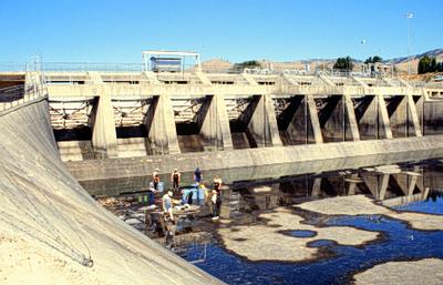 Chelan Dam