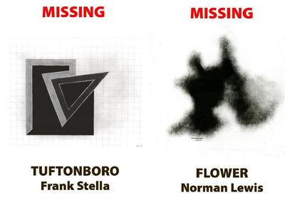 Missing works