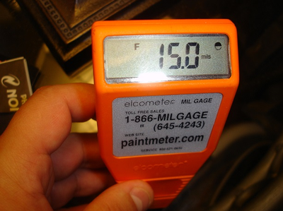 Co-branded gauge