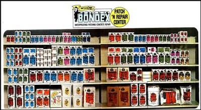 Bondex display