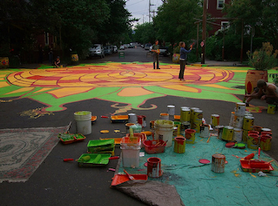street painting ordinance