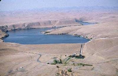 Los Banos Dam