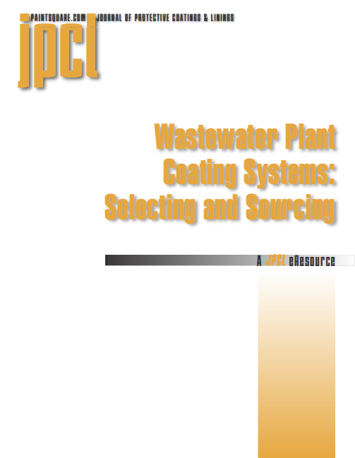 Coatings for Wastewater Plants