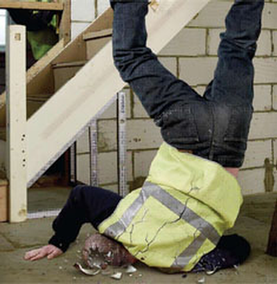 UK Work at Heights Regs