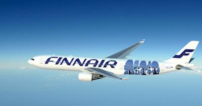 Finnair plagiarism