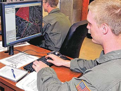USAFA cadet
