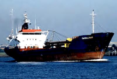 Swanland vessel