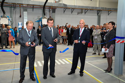 PPG Poland plant