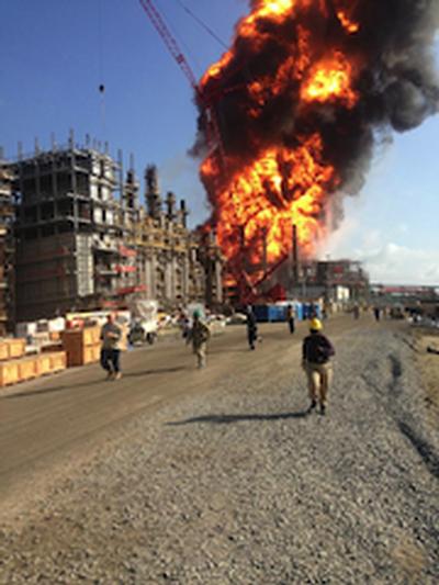 Geismar plant explosion