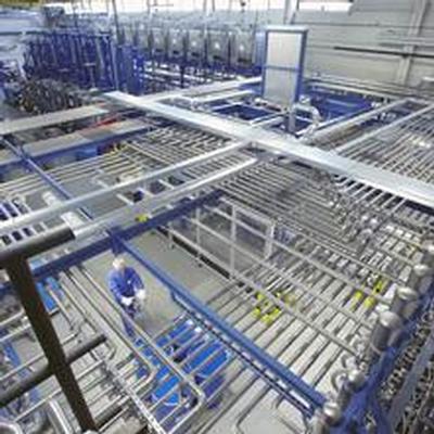 AkzoNobel Frankfurt industrial plant
