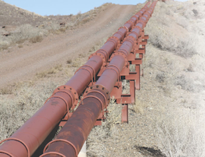 Transmission pipeline ebook