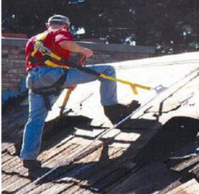 OSHA roof safety