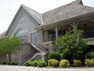 Bloomingdale Golf Club clubhouse