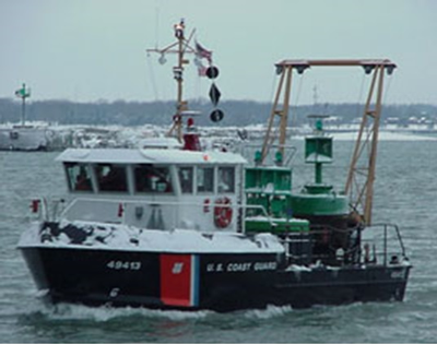 Coast Guard ANT boat