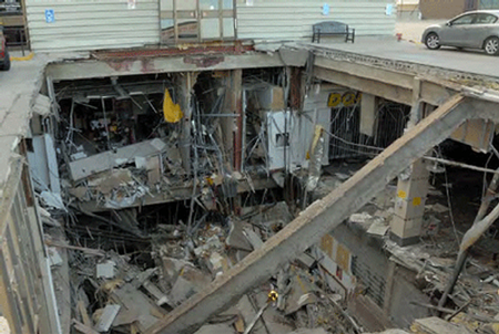Algo Centre Mall collapse