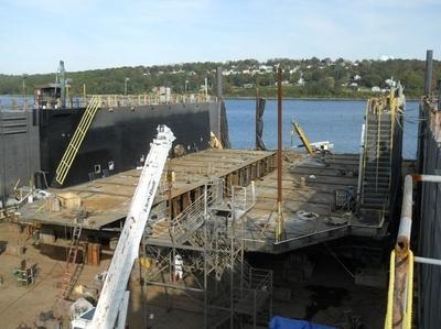 Thames Shipyard