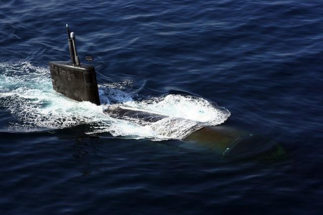 Navy budget cuts