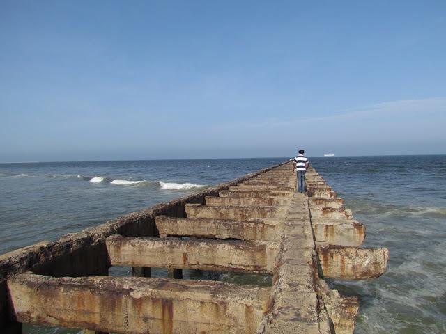 Nettukuppam beach