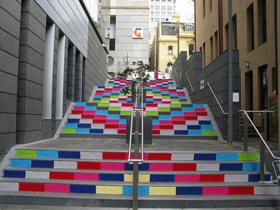 Yarn Bombing Sydney