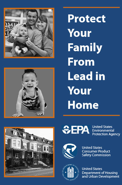 Lead hazard pamphlet