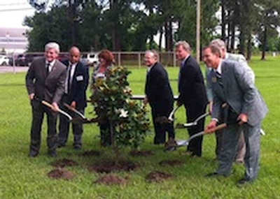 CertainTeed plant reopening ceremony