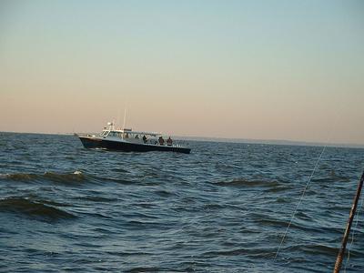 Chesapeake Fishing Boat