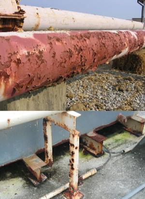 DoD corrosion study