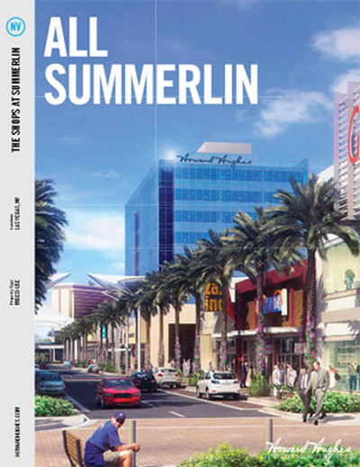 Summerlin renderings
