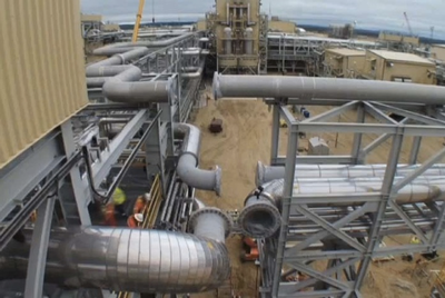 Alaska South Central LNG Project