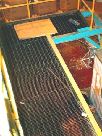 OSHA railings