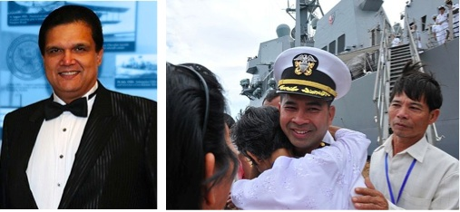 Navy bribery scheme