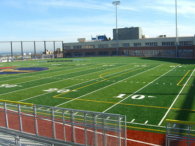 Union City High School field