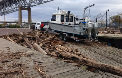 Sandy aftermath - Marcus Hook, PA
