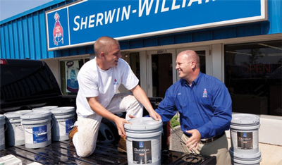 Sherwin-Williams stores
