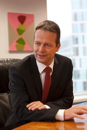 Ton Buchner CEO AkzoNobel