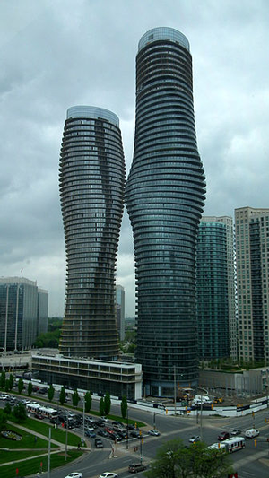 Absolute World Tower