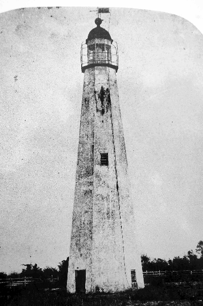 Original lighthouse