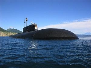 Tomsk submarine