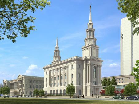 Philadelphia Mormon Temple