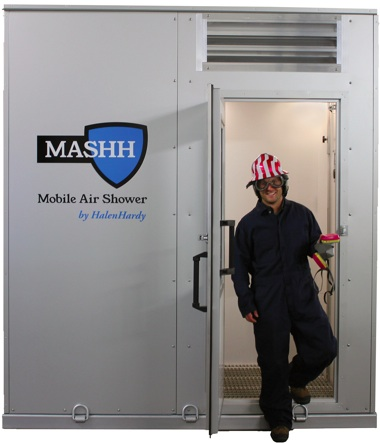MASHH Air Shower
