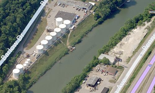 West Virginia chemical leak