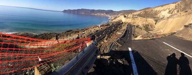 Tijuana-Ensenada Scenic Road