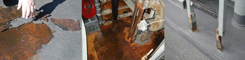 U.S. Navy corrosion