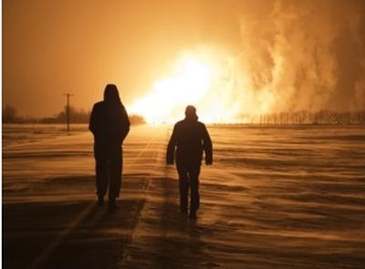 Manitoba explosion