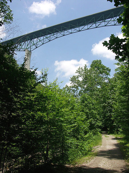 Phil G. Memorial Bridge