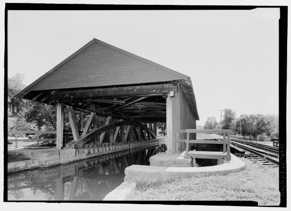 Duck Creeck Aqueduct