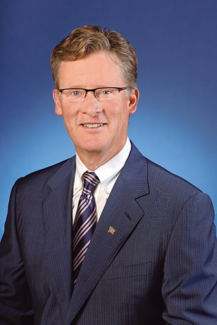 RPM Chairman and CEO Frank Sullivan