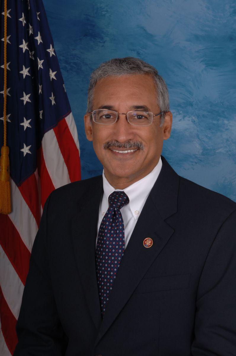 US Rep Bobby Scott