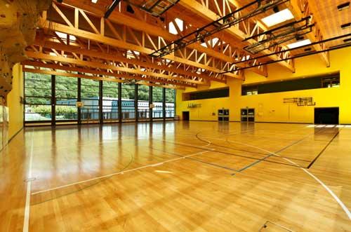 public school gym