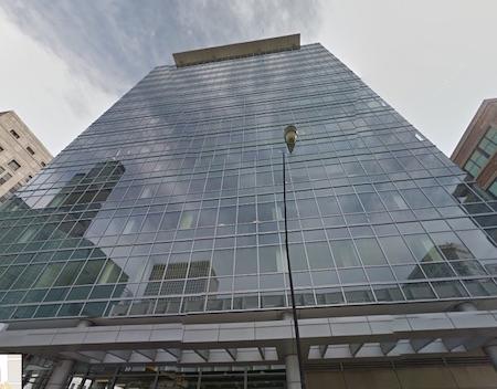 AkzoNobel Chicago office